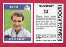 Everton Colin Harvey 111